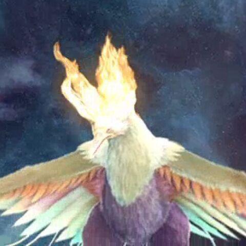 Phoenix in-game.