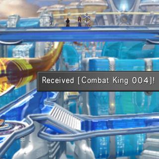 Combat King 004 location.
