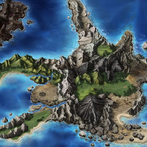 Map of Dirnado