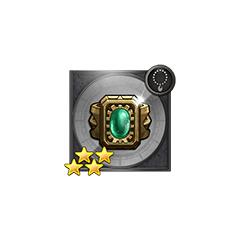 Emerald Ring.