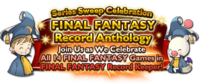 FFRK Final Fantasy Record Anthology