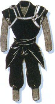FFVI Black Garb Artwork