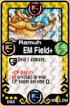 Ramuh EM Field