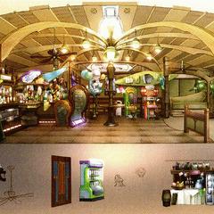 Lebreau's bar.