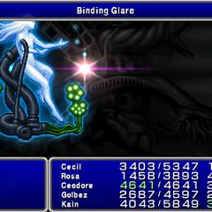 Binding Glare (PSP).