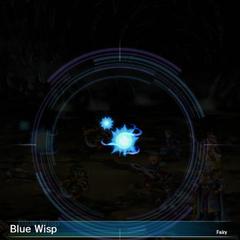 Blue Wisp.