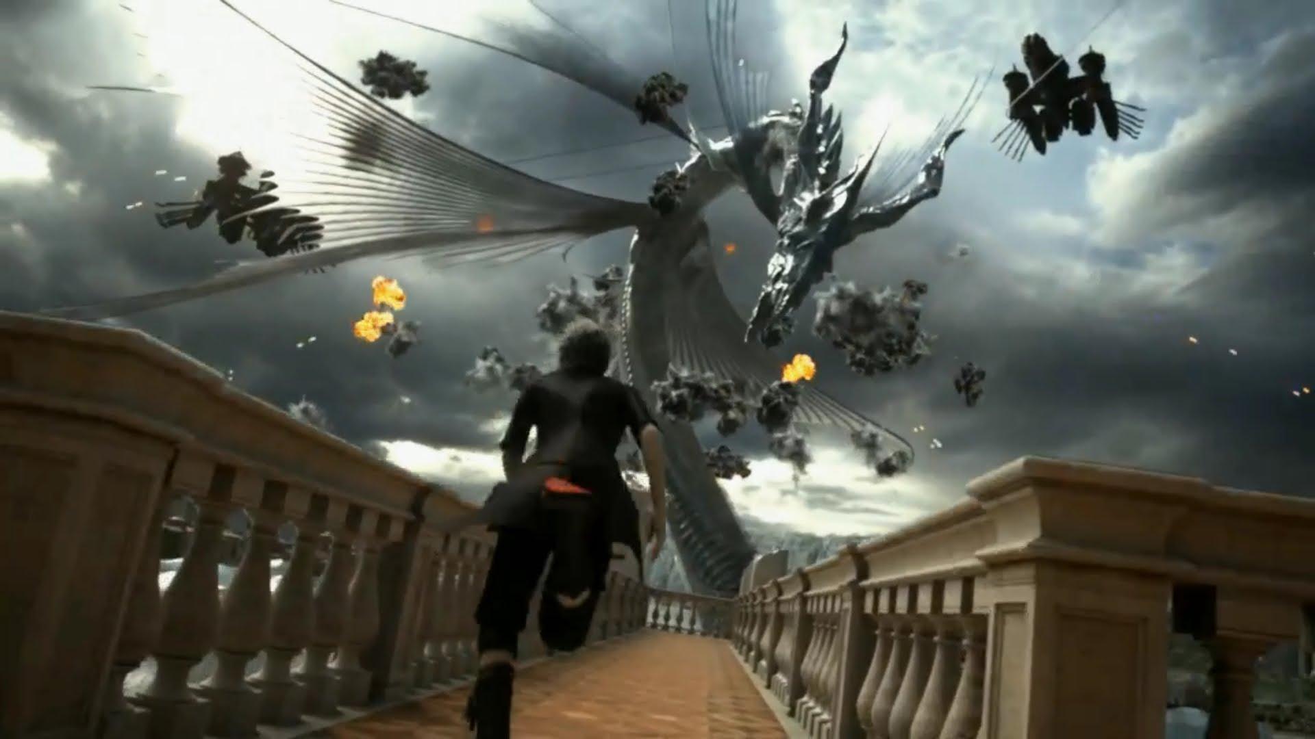 Leviathan Final Fantasy XV Final Fantasy