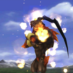 Ifrit summoned.