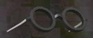 LRFFXIII Black-rimmed Glasses