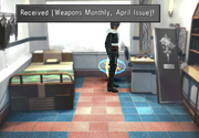 Weapons Monthly April location from FFVIII Remastered