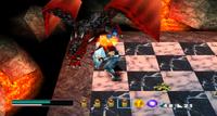 Ehrgeiz - Ark Dragon
