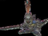 Lizardman (The 4 Heroes of Light)