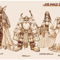 Viking in early concept art for <i><a href=