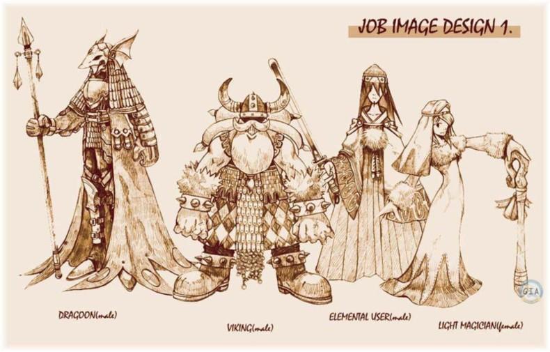 Viking Job Final Fantasy Wiki Fandom Powered By Wikia