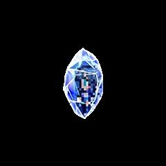 Meia's Memory Crystal.