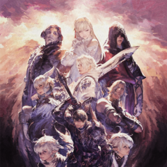 Promotional artwork for <i>Shadowbringers</i>.