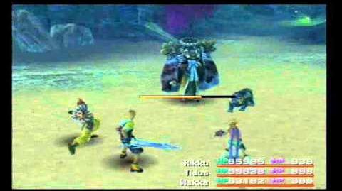 Final Fantasy 10 - Boss 45 - Schwarzer Yojinbo Dark Yojimbo 4