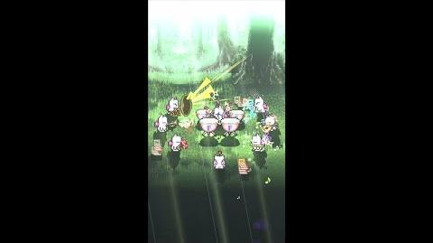 【FFRK】モグ必殺技『森のノクターン』