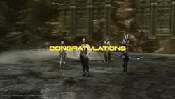 FFXII-Congratulations