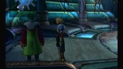 Final Fantasy X - Jyscal Sphere Cutscene skip