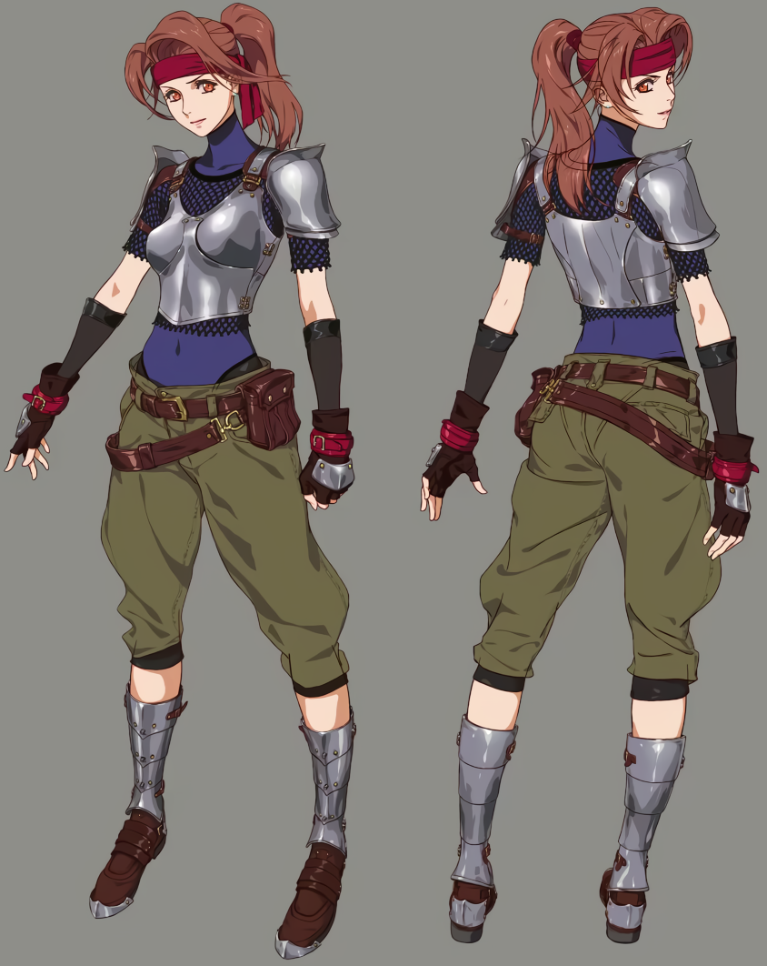 Jessie Final Fantasy Vii Final Fantasy Wiki Fandom Powered By