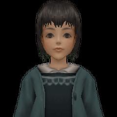 Girl NPC (<i>Crisis Core</i>).