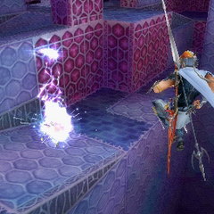 Thunder used by Firion in <i><a href=