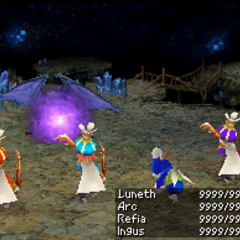 Non-elemental: Black Hole (DS).