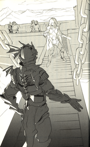 FFIV Novel Art 08 - A Traitor's Trade