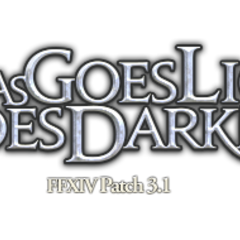 <i>As Goes Light, So Goes Darkness</i> (3.1) logo.