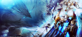 FFXIV Through the Maelstrom artwork