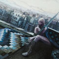Изображение Лайтнинг работы Исаму Камикокурьё.