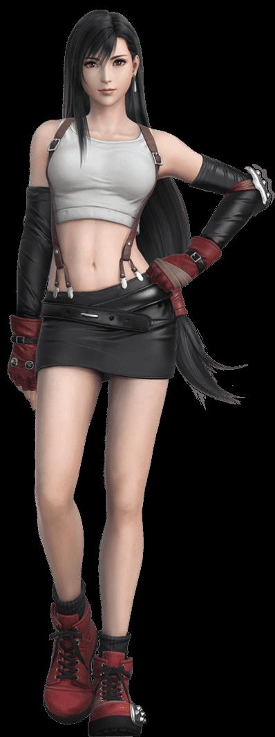 Free Shipping FF Final Fantasy Tifa.Lockhart Cosplay Earring