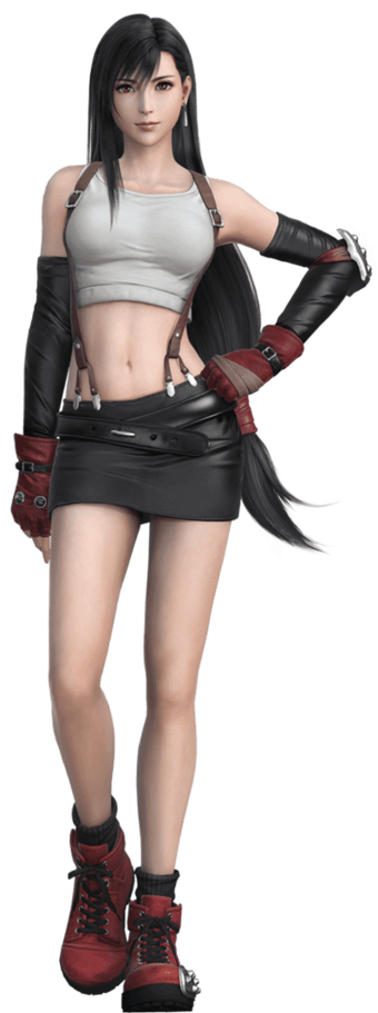 Tifa Lockhart Final Fantasy Wiki Fandom