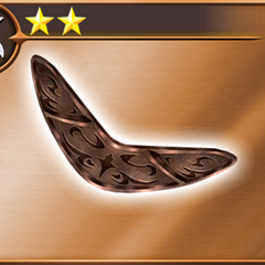 Bronze Boomerang in <i><a href=