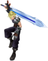 Dissidia Cloud ex
