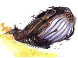 Lunar Whale