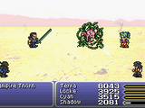 Final Fantasy VI command abilities