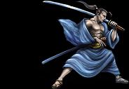 FFV Samurai oscuro IOS