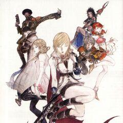 Рекламный плакат с изображением персонажей <i><a href=