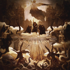 Artwork of the prophecy.