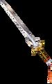 Guerrier de la Lumière épée