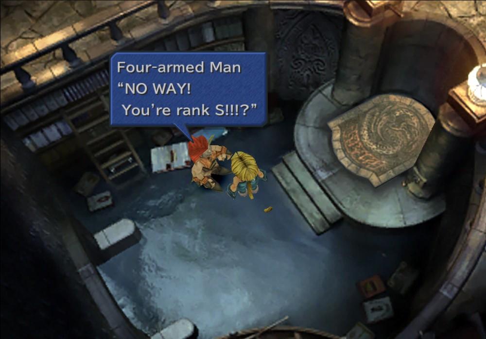 Treasure Hunter Rank (Final Fantasy IX) | Final Fantasy Wiki