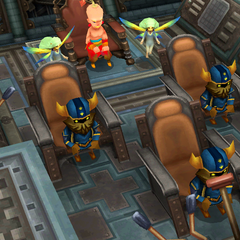 Yang and the Sylphs (DS/iOS).