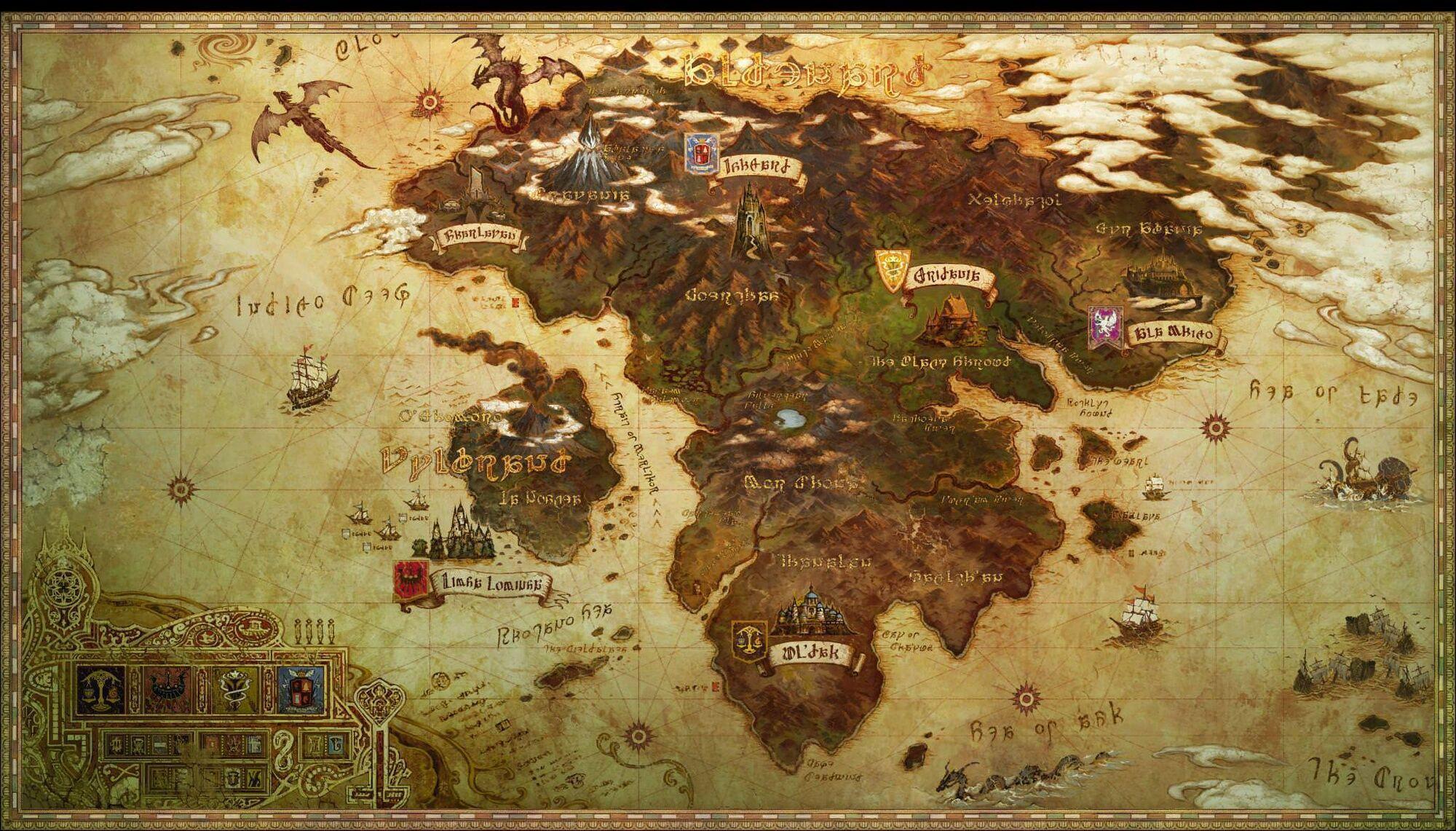 Eorzea | Final Fantasy Wiki | FANDOM powered by Wikia