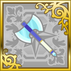 Crystal Axe in <i><a href=