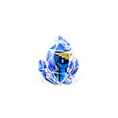 Black Mage's Memory Crystal II.