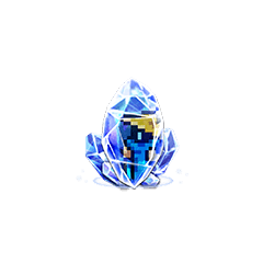 Black Mage's Memory Crystal II.