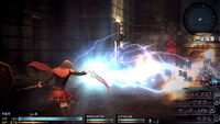 FFType-0 Gameplay