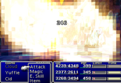 FFVII Extreme Bomber